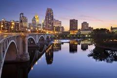 Миннеаполис. стоковые фотографии rf