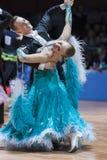 Минск, Беларусь 15-ое февраля 2015: Chernenko Timofiy и Chernenk Стоковое фото RF