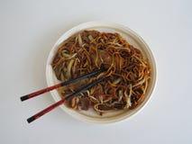 Минута Chow стоковое фото