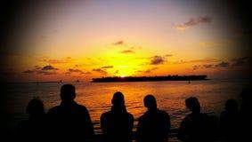 Минута Key West стоковая фотография