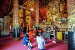 Минута Pu Wat стоковая фотография rf