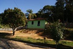 Мины Gerais Бразилия Jacutinga стоковые фото