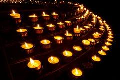 миражирует молитву церков Стоковое Фото