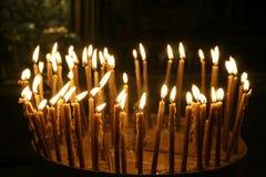 миражирует рождество Израиля церков Стоковое Изображение RF