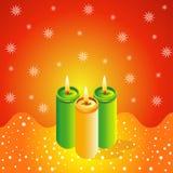 миражирует рождество Стоковые Изображения RF