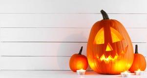 миражирует тыкву halloween Стоковое Фото