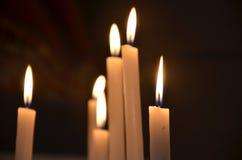 миражирует церковь Стоковое Фото