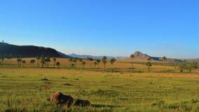 Мирная и спокойная долина Maitrea стоковое изображение