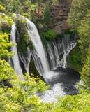 мирный водопад Стоковое фото RF
