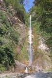 мирный водопад Стоковая Фотография