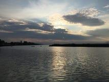 Мирный октябрь Стоковое фото RF