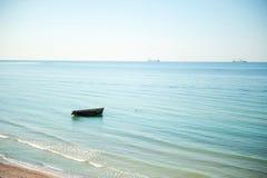 Мирный seashore Стоковое Изображение RF