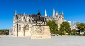 1386 1517 миров unesco места Португалии скита leiria наследия estremadura заречья строения batalha Стоковое Изображение RF