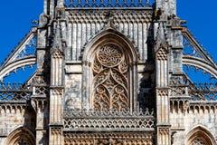 1386 1517 миров unesco места Португалии скита leiria наследия estremadura заречья строения batalha Стоковые Изображения