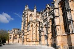 1386 1517 миров unesco места Португалии скита leiria наследия estremadura заречья строения batalha Стоковое Изображение