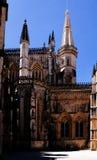 1386 1517 миров unesco места Португалии скита leiria наследия estremadura заречья строения batalha Стоковое Фото