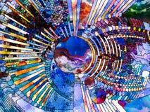 Миры выше Стоковая Фотография RF