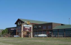 Мир басовых Pro магазинов внешний, Tulsa, Оклахома Стоковые Фото