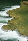 мир водопада skradinski buk известный Стоковые Изображения
