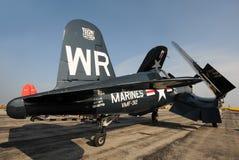мир войны военно-морского флота самолет-истребителя ii эры Стоковое фото RF