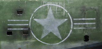 мир войны кабеля самолета ii Стоковое фото RF