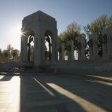 мир войны мемориала ii стоковое изображение