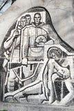 мир войны памятника ii Стоковые Фотографии RF
