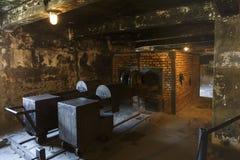 мир войны режима Польши nazi концентрации лагеря 2 auschwitz стоковые фотографии rf