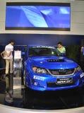 мир выставки автомобиля известный Стоковая Фотография
