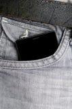 Мир в вашем карманн Стоковое фото RF