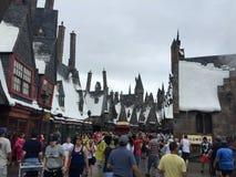 Мир Гарри Поттера Стоковая Фотография