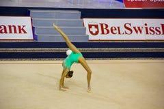 мир гимнастики 2012 чашек звукомерный Стоковые Фотографии RF