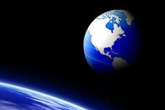 мир глобуса Стоковое фото RF