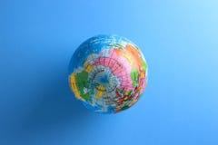 мир глобуса Африки европы Стоковое Изображение RF