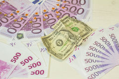 Мир денег Стоковое Фото