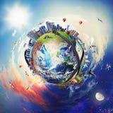 мир дела Стоковое фото RF