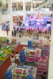 Мир игрушки стоковое изображение rf