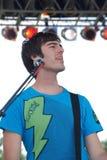 мир ИМПа ульс празднества Давида crowder полосы Стоковые Фотографии RF