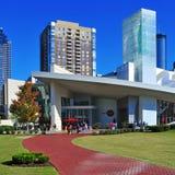 Мир кока-колы, Атланта, Соединенные Штаты стоковое изображение rf
