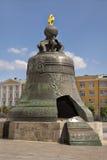мир колокола самый большой tsar Стоковые Изображения
