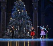 Мир конфеты второе королевство конфеты поля поступка вторых - Щелкунчик балета Стоковые Фотографии RF