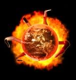 мир конца Стоковые Фотографии RF