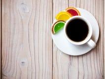 Мир кофе Стоковое Фото