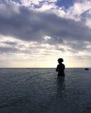 мир к вам стоковая фотография rf
