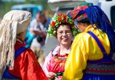 мир Монгол конвенции Стоковые Изображения