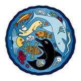 мир моря Стоковая Фотография RF