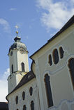 мир наследия Германии церков Стоковое Фото
