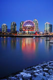 Мир науки строя Ванкувер Канаду Стоковое фото RF