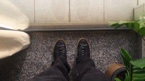 Мир на ваших шагах Стоковая Фотография RF