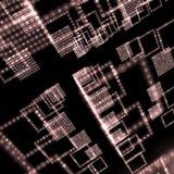 мир обоев матрицы Стоковые Фото